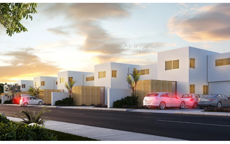 Foto de casa en venta en  , dzitya, mérida, yucatán, 1123381 No. 01