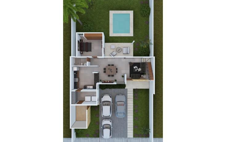 Foto de casa en venta en  , dzitya, mérida, yucatán, 1123381 No. 02
