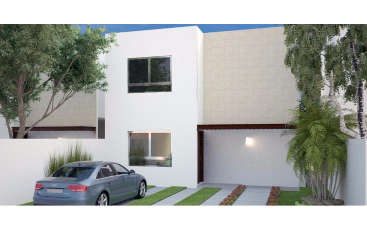 Foto de casa en venta en  , dzitya, mérida, yucatán, 1126081 No. 01