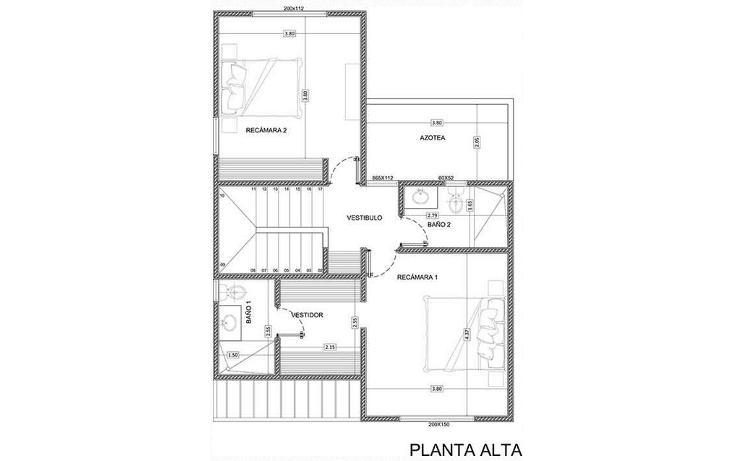 Foto de casa en venta en  , dzitya, mérida, yucatán, 1126081 No. 02