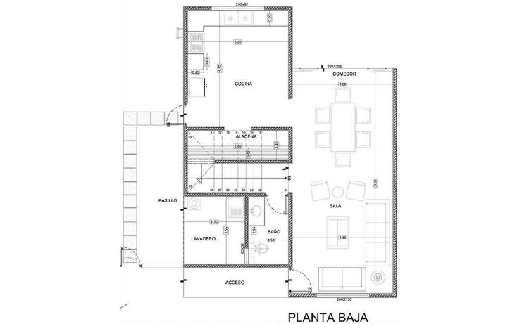 Foto de casa en venta en  , dzitya, mérida, yucatán, 1126081 No. 04