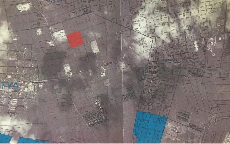 Foto de terreno habitacional en venta en  , dzitya, mérida, yucatán, 1126405 No. 01