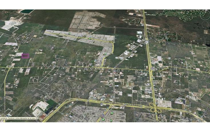 Foto de terreno habitacional en venta en  , dzitya, mérida, yucatán, 1126405 No. 02