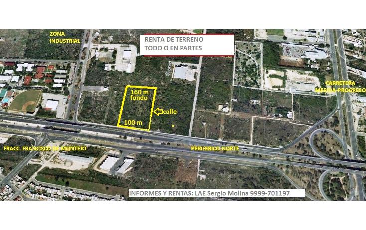 Foto de terreno comercial en renta en  , dzitya, mérida, yucatán, 1127447 No. 03