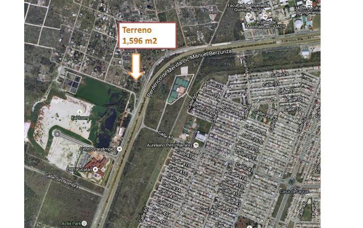 Foto de terreno habitacional en venta en  , dzitya, mérida, yucatán, 1135313 No. 01