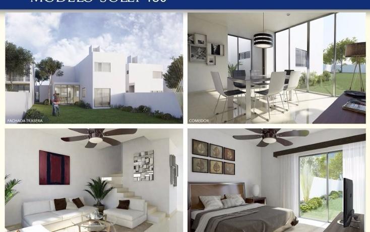 Foto de casa en venta en  , dzitya, mérida, yucatán, 1136371 No. 02