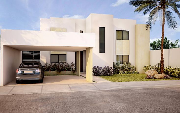 Foto de casa en venta en  , dzitya, mérida, yucatán, 1137577 No. 01