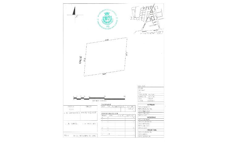 Foto de terreno habitacional en venta en  , dzitya, mérida, yucatán, 1162975 No. 04