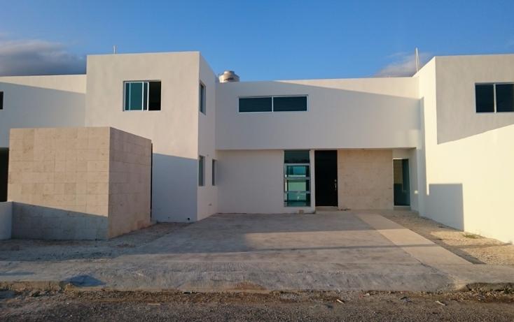 Foto de casa en venta en, dzitya, mérida, yucatán, 1164629 no 01