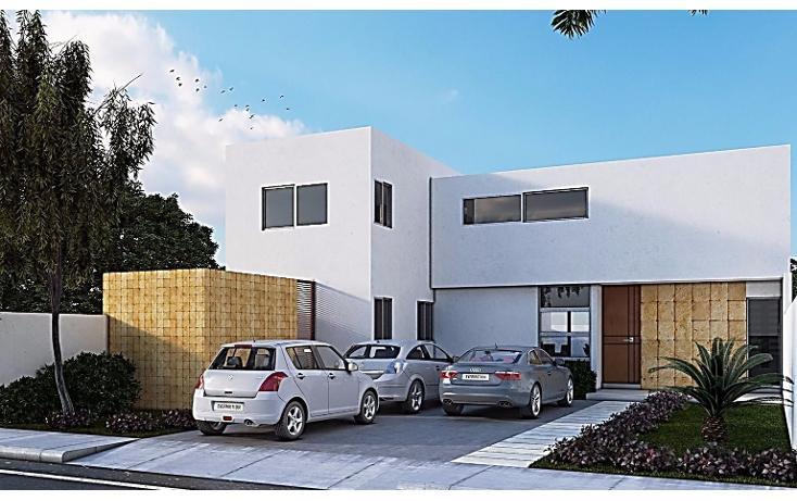 Foto de casa en venta en  , dzitya, mérida, yucatán, 1164629 No. 01