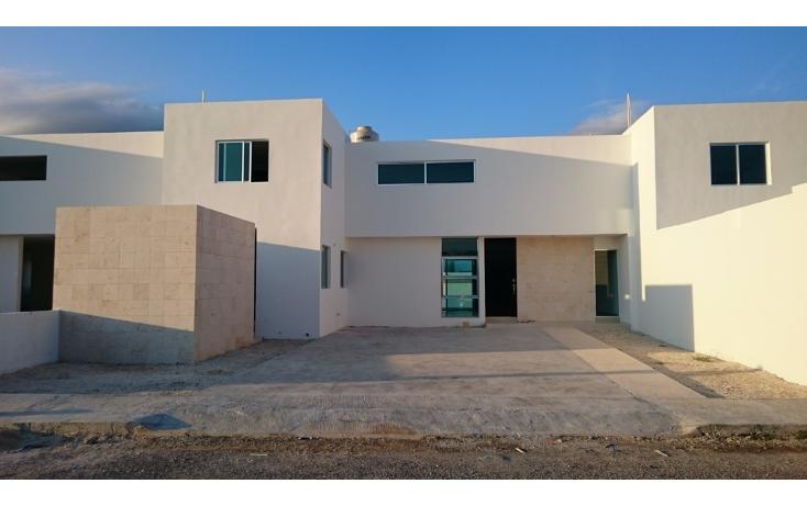 Foto de casa en venta en  , dzitya, mérida, yucatán, 1164629 No. 02