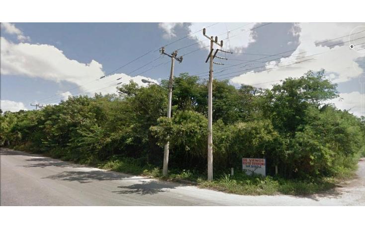 Foto de terreno habitacional en venta en  , dzitya, mérida, yucatán, 1165921 No. 01