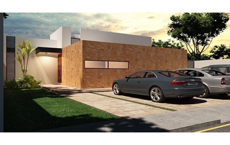 Foto de casa en venta en  , dzitya, mérida, yucatán, 1167411 No. 01