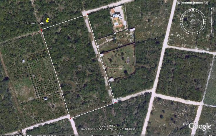 Foto de terreno comercial en venta en  , dzitya, mérida, yucatán, 1168447 No. 01