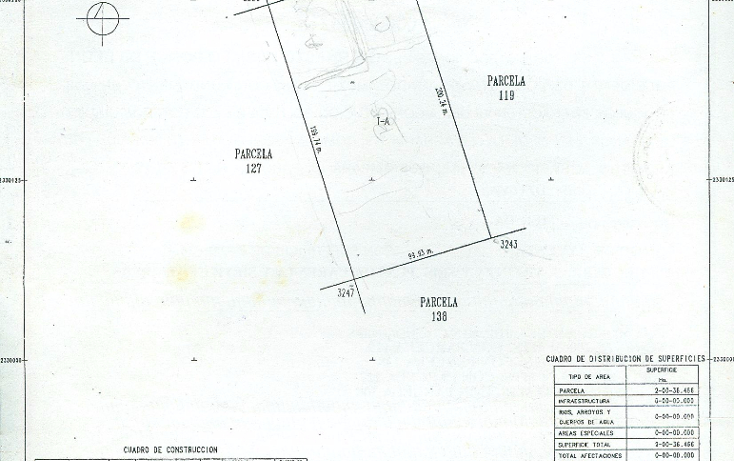 Foto de terreno comercial en venta en  , dzitya, mérida, yucatán, 1168447 No. 02