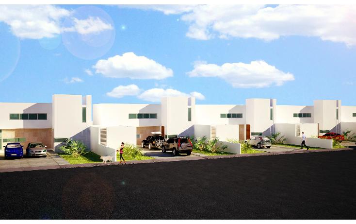 Foto de casa en venta en  , dzitya, mérida, yucatán, 1168929 No. 01