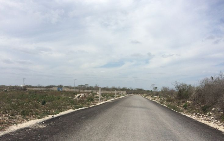 Foto de terreno habitacional en venta en, dzitya, mérida, yucatán, 1171025 no 04