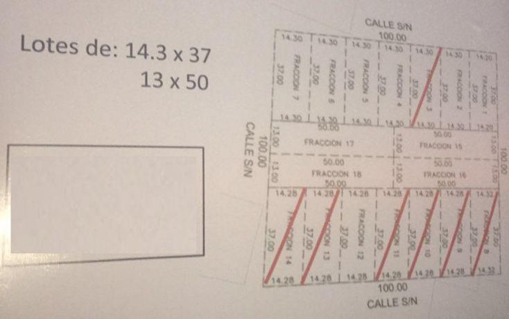 Foto de terreno habitacional en venta en, dzitya, mérida, yucatán, 1171025 no 06