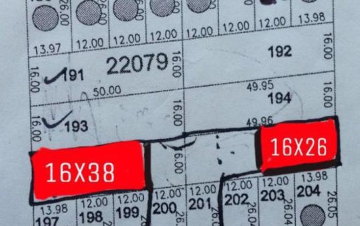 Foto de terreno habitacional en venta en  , dzitya, mérida, yucatán, 1176747 No. 02