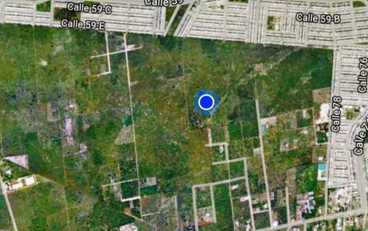 Foto de terreno habitacional en venta en, dzitya, mérida, yucatán, 1176747 no 03