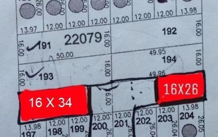 Foto de terreno habitacional en venta en, dzitya, mérida, yucatán, 1176747 no 05