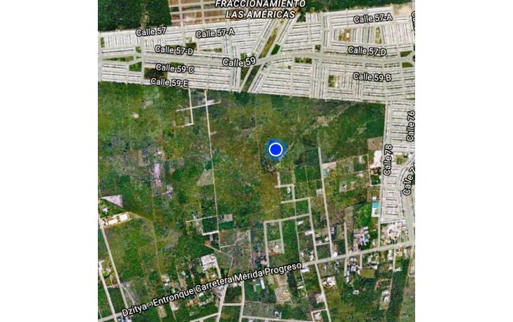 Foto de terreno habitacional en venta en  , dzitya, mérida, yucatán, 1176747 No. 05