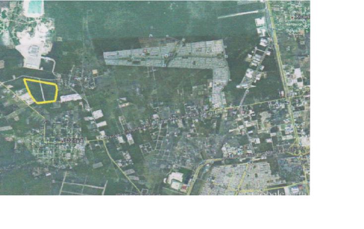Foto de terreno comercial en venta en  , dzitya, mérida, yucatán, 1177303 No. 03