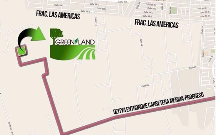 Foto de terreno habitacional en venta en  , dzitya, mérida, yucatán, 1179055 No. 05