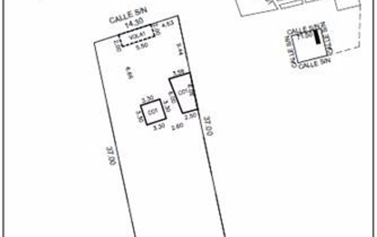 Foto de terreno habitacional en venta en  , dzitya, mérida, yucatán, 1179055 No. 06