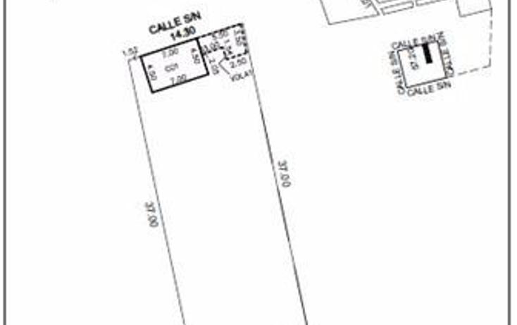 Foto de terreno habitacional en venta en  , dzitya, mérida, yucatán, 1179055 No. 07
