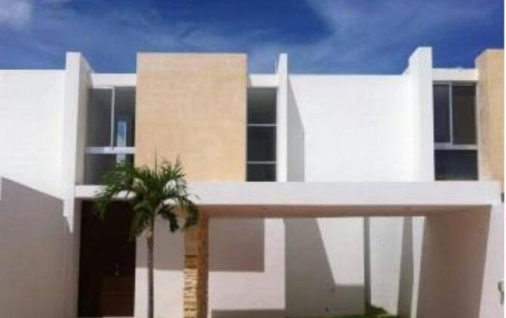 Foto de casa en renta en  , dzitya, mérida, yucatán, 1189571 No. 02