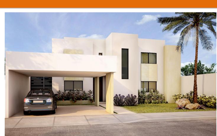Foto de casa en venta en  , dzitya, mérida, yucatán, 1198929 No. 01