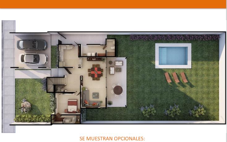 Foto de casa en venta en  , dzitya, mérida, yucatán, 1198929 No. 04