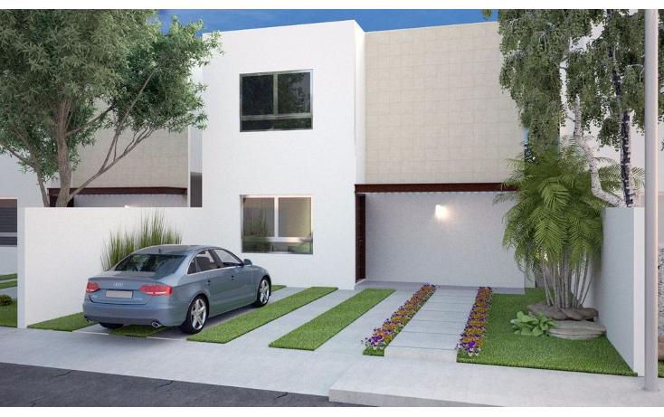 Foto de casa en venta en  , dzitya, mérida, yucatán, 1199379 No. 01