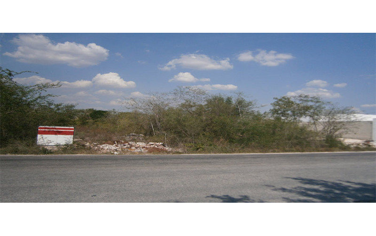 Foto de terreno comercial en venta en  , dzitya, mérida, yucatán, 1201159 No. 01