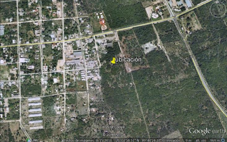 Foto de terreno comercial en venta en  , dzitya, mérida, yucatán, 1205441 No. 02