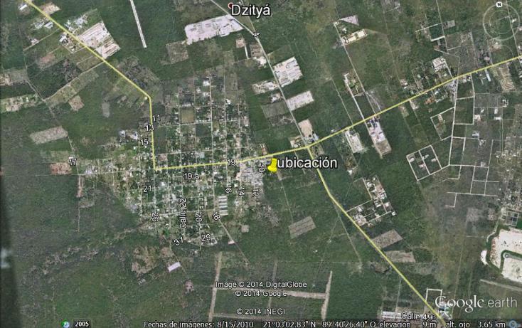 Foto de terreno comercial en venta en, dzitya, mérida, yucatán, 1205441 no 03