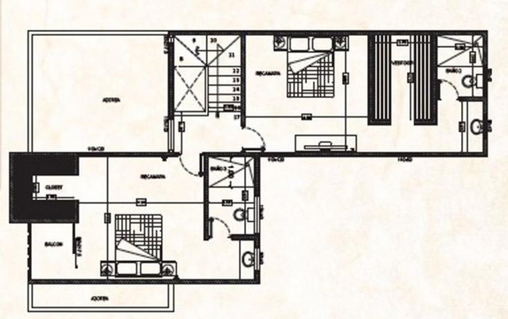 Foto de casa en venta en  , dzitya, mérida, yucatán, 1206983 No. 10