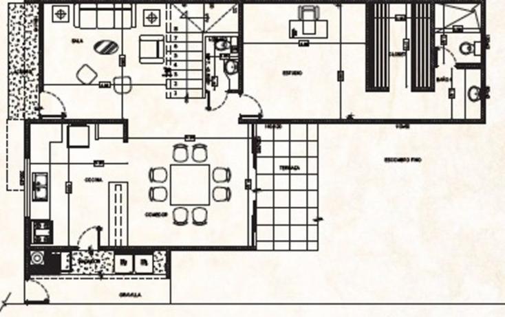 Foto de casa en venta en  , dzitya, mérida, yucatán, 1206983 No. 11