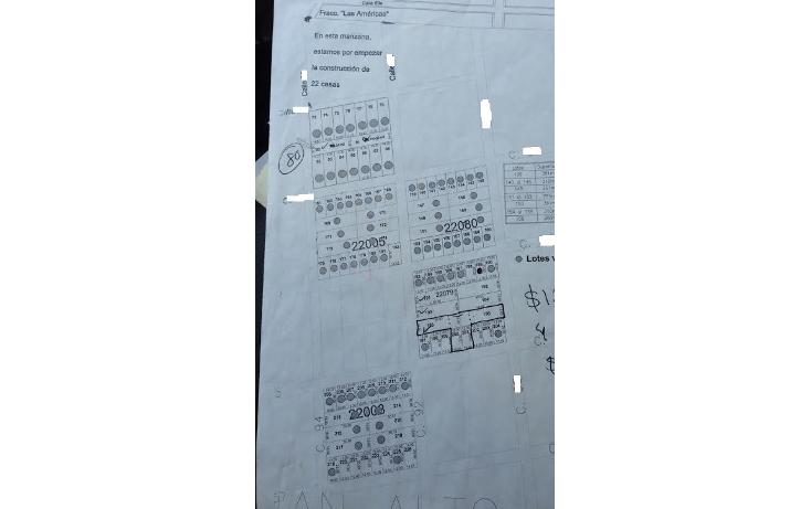 Foto de terreno habitacional en venta en  , dzitya, mérida, yucatán, 1207323 No. 04