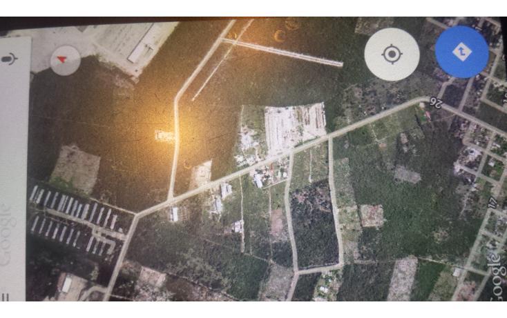 Foto de terreno habitacional en venta en  , dzitya, mérida, yucatán, 1209051 No. 01