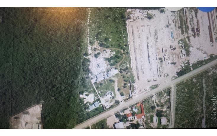Foto de terreno habitacional en venta en  , dzitya, mérida, yucatán, 1209051 No. 03