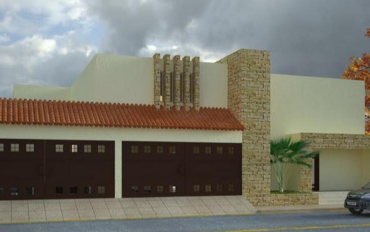 Foto de terreno habitacional en venta en  , dzitya, mérida, yucatán, 1209847 No. 01