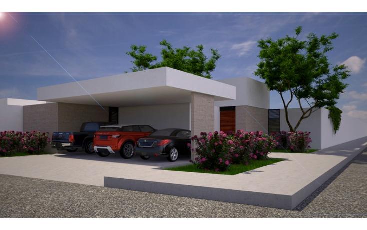 Foto de casa en venta en  , dzitya, mérida, yucatán, 1230931 No. 01