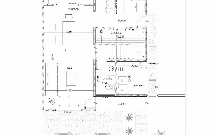 Foto de casa en venta en, dzitya, mérida, yucatán, 1234599 no 03