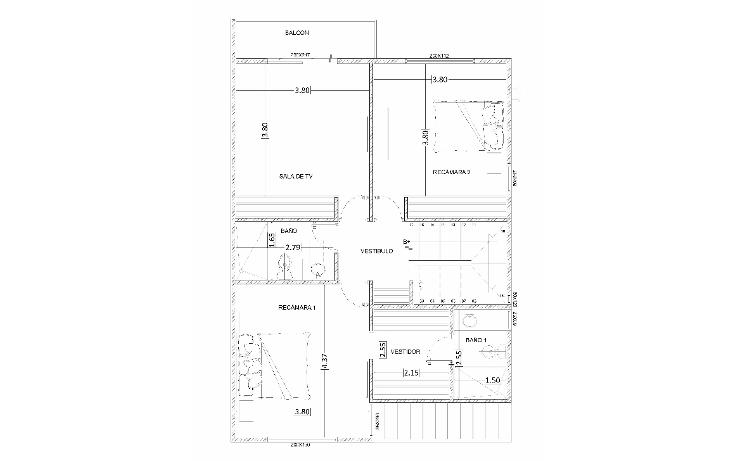 Foto de casa en venta en  , dzitya, mérida, yucatán, 1234599 No. 04