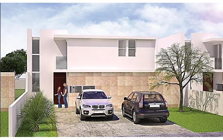 Foto de casa en venta en  , dzitya, mérida, yucatán, 1237779 No. 01