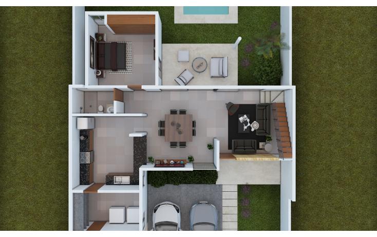 Foto de casa en venta en  , dzitya, mérida, yucatán, 1256321 No. 02