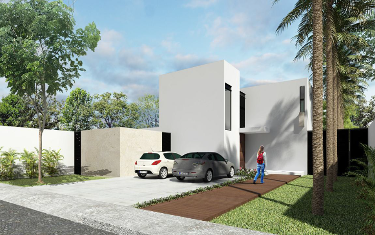 Foto de casa en venta en  , dzitya, mérida, yucatán, 1256345 No. 01
