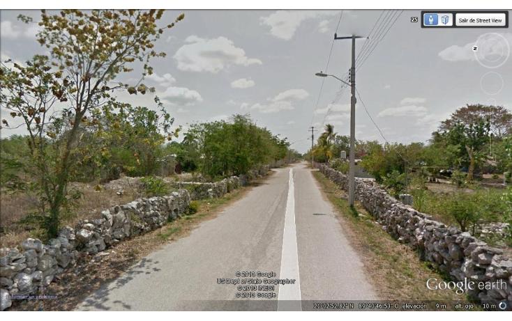 Foto de terreno habitacional en venta en  , dzitya, mérida, yucatán, 1258255 No. 01